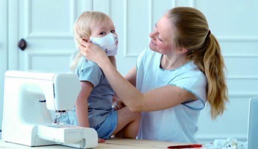 繊維商社ヤギ 手作りマスクに適した生地を販売 型紙の無料ダウンロードも