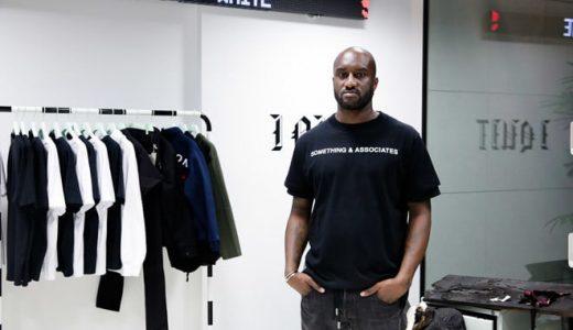 ルイ・ヴィトンに抜擢された初の黒人デザイナー鬼才「オフ-ホワイト」ヴァージルアブロー